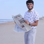 José Valle, a 2014 graduate of First Flight High School, has been selected as the Outer Banks Community Foundation's summer 2016 Milton A. Jewell Intern. He earned his Associate's Degree from Durham Technical Community College in mid-May and will continue his pursuit of a Journalism degree as a junior at UNC Chapel Hill in the fall. Even though he was not officially a UNC student, José has been working at the university's award-winning student newspaper, The Daily Tar Heel, where he will serve as next year's Visual Managing Editor. This summer, he will be working closely with Executive Director Lorelei Costa in managing the Community Foundation's marketing and public relations.