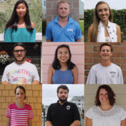 Past scholarship recipients Lia Raves, Aaron Zeigler, Suzanne Mullins, Zach Warren, Jodi Awtrey, Gage Clawson, Katie Phillips, Colby Sawyer, and Rachel Zuhars talk about their passions in our new video created by José Valle, our summer 2016 Milton A. Jewell Intern.