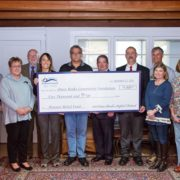 Outer Banks Seafood Festival Contributes to the Disaster Relief Fund